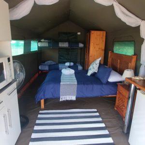 4 Sleeper Tent