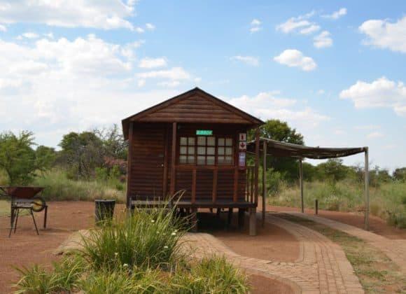 2 Sleeper Log Cabin