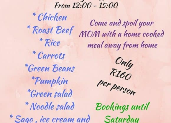 Mothers Day Buffet Lunch Special