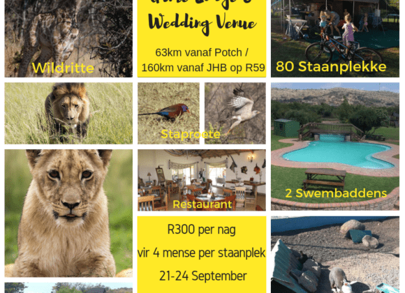 21-24 September camping special