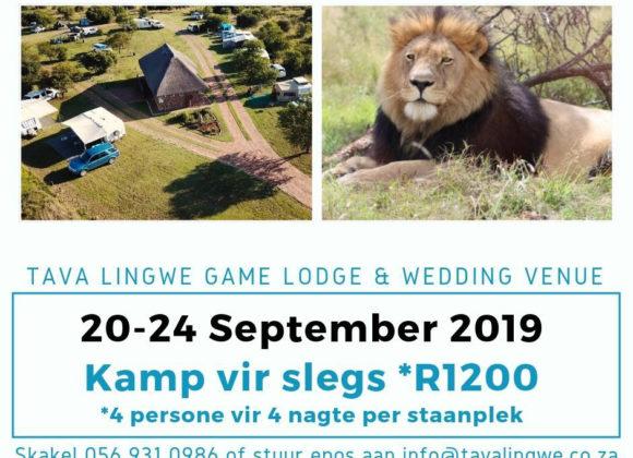 Tava Lingwe Camp Site Special